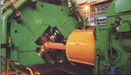 2000t high speed hydraulic forging machine
