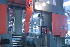 Large sawing machine 1