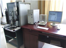 Carbon and sulfur analysis machine