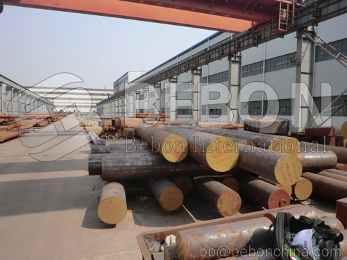 50Cr hot rolled round bars and forged round bar