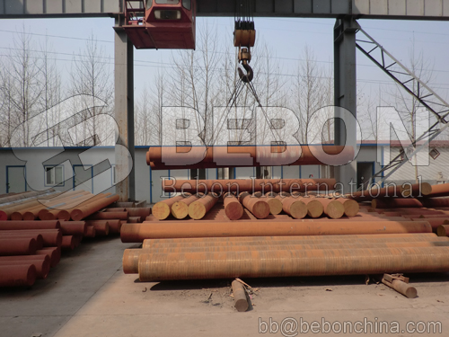 40CrMoV Hot rolled steel bar