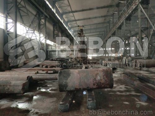 Forged Steel Bar : Crmnti forged steel round bar alloy structural