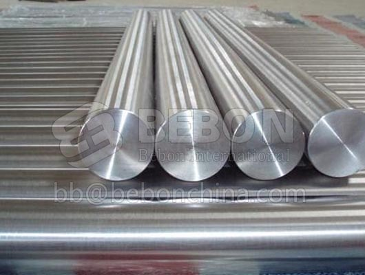 JIS G4403 SUS301 stainless steel round bar Features